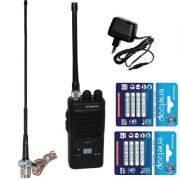 AM/FM СиБи (27 МГц) рация Штурман-80 в комплектации#5