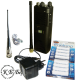 AM/FM СиБи (27 МГц) рация Штурман-882М в комплектации#5+