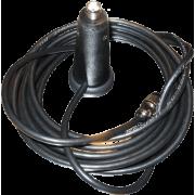 Магнитное основание Дельта-36 для выноса компактной антенны диапазона 27 МГц на крышу автомобиля