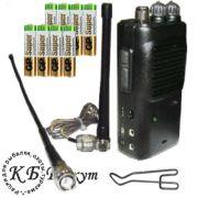 FM СиБи рация Егерь-3 в комплектации#1 с батареями alkaline