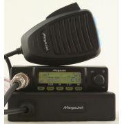 MegaJet MJ-550 - автомобильная AM/FM радиостанция СВ-диапазона