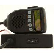 MegaJet MJ-555 - автомобильная AM/FM радиостанция СВ-диапазона