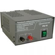 OPTIM PS-15 - мощный стабилизированный трасформаторный блок питания
