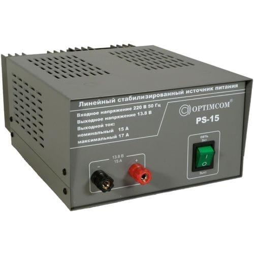 OPTIM PS-15 - блок питания для