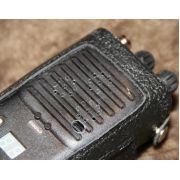 Чехол кожаный для раций Штурман-80, Егерь-80