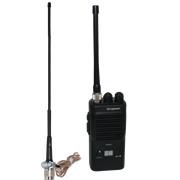 AM/FM СиБи (27 МГц) рация Штурман-80 в комплектации#0
