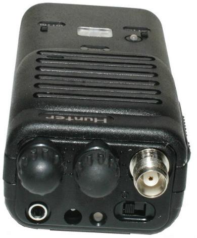 Hunter-80 - 80-канальная FM cb рация