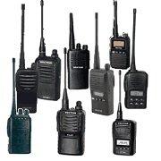 Рации 433/446 МГц для стройки, служб охраны